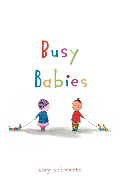 busy babies cover