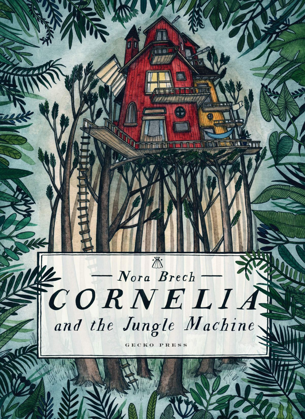 cornelia and the jungle machine