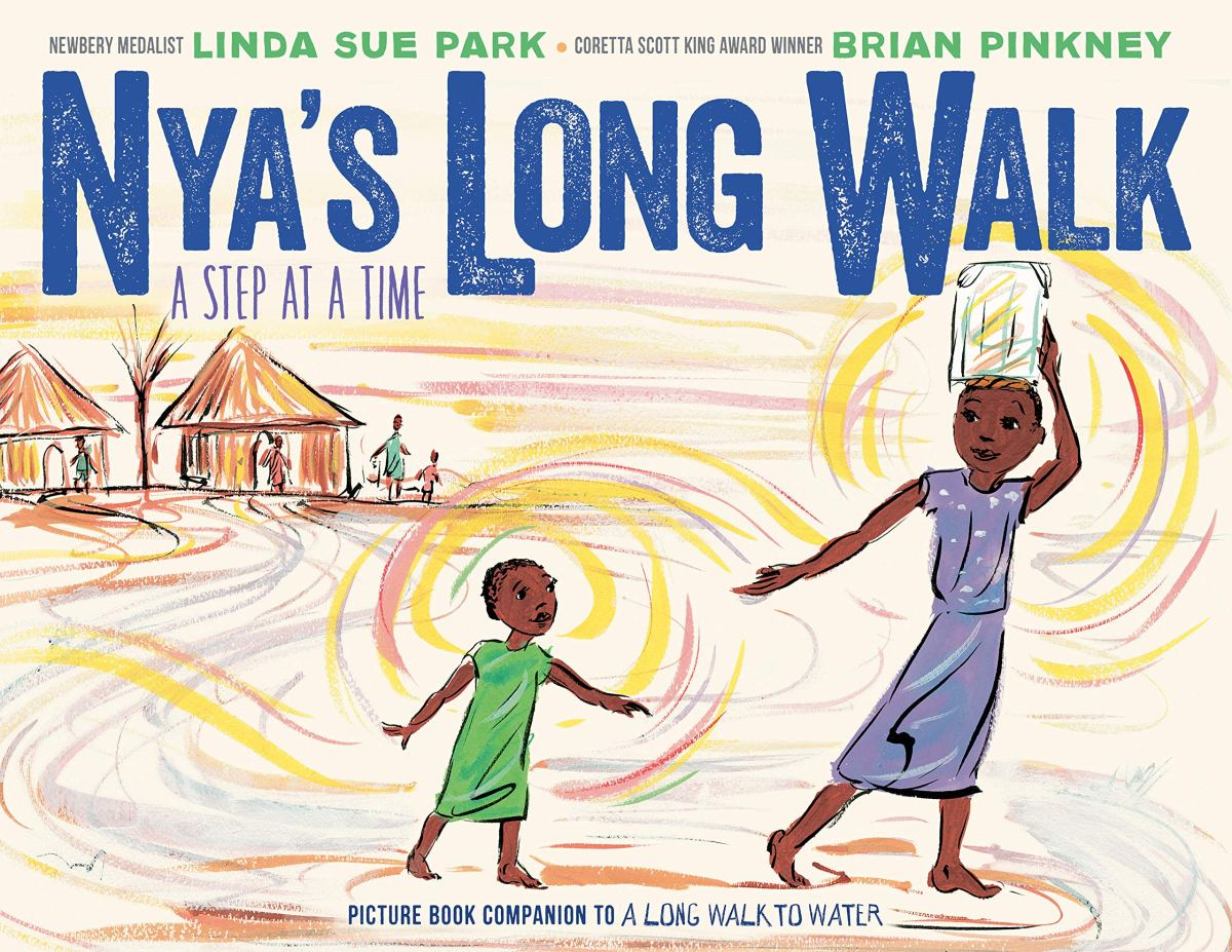 nya's long walk cover