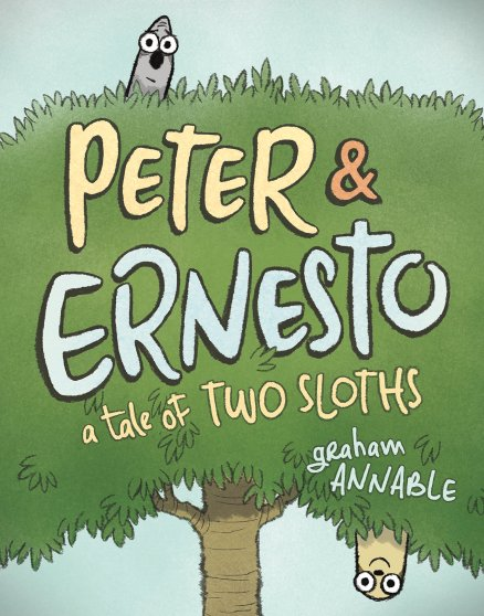 peter and ernesto cover