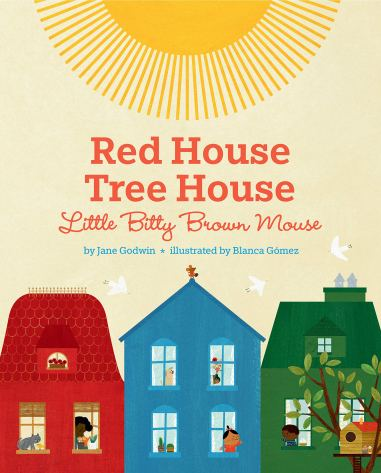 red house tree house cover