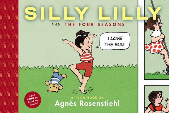 silly lilly cover