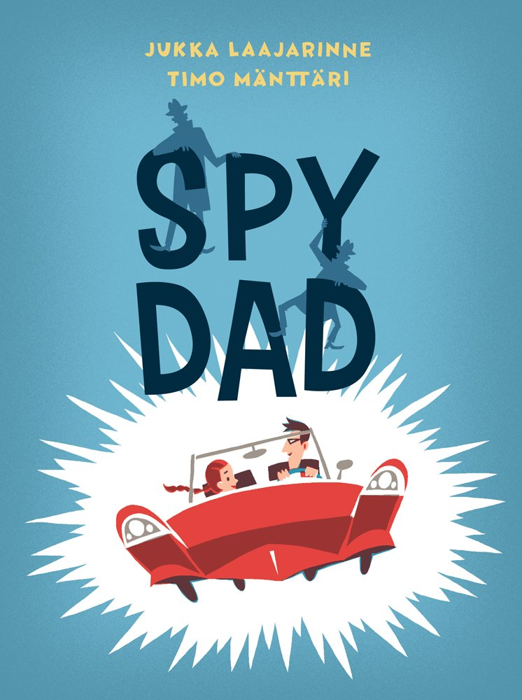 spy dad cover