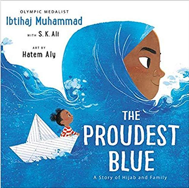 the proudest blue cover
