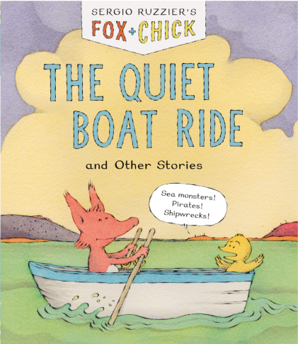 the quiet boat ride cover image