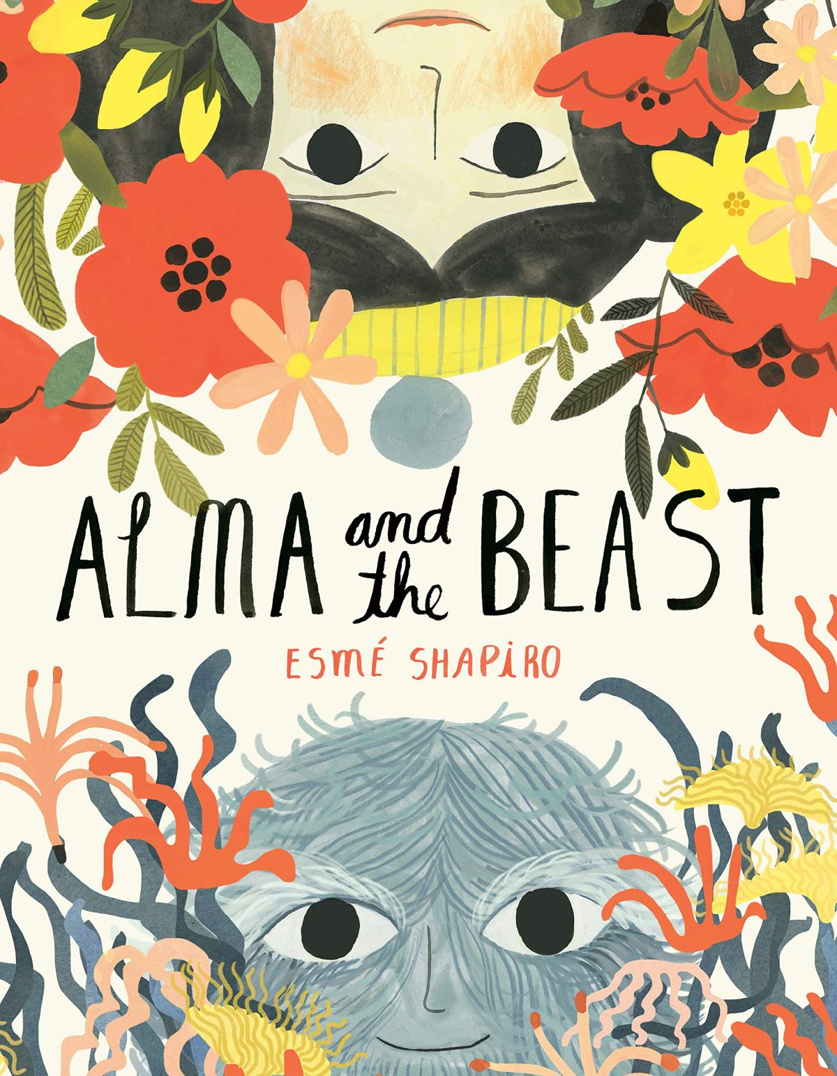 alma and the beast cover