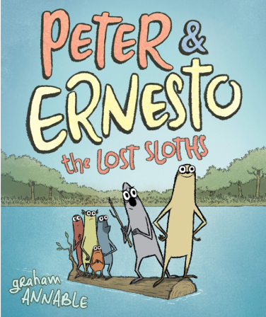 peter and ernesto lost sloths