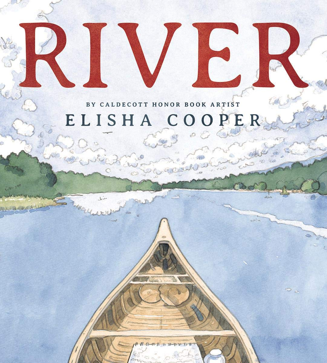 river cover image