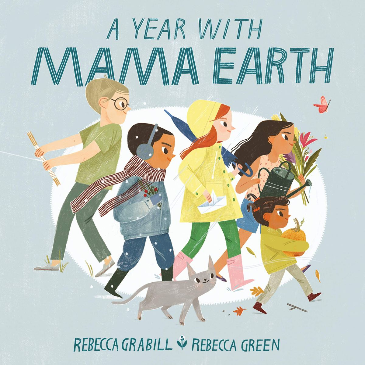 a year with mama earth cover