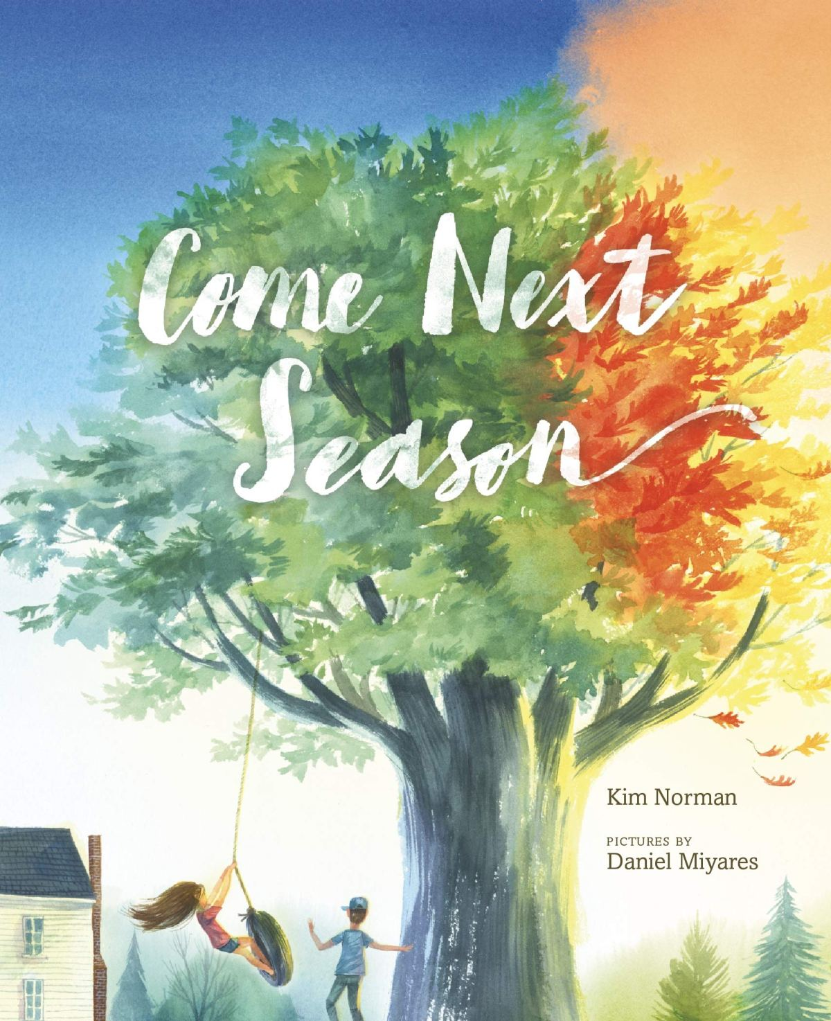 come next summer cover