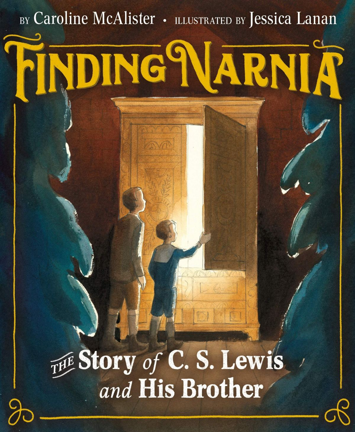 finding narnia cover