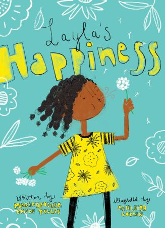 layla's happiness cover