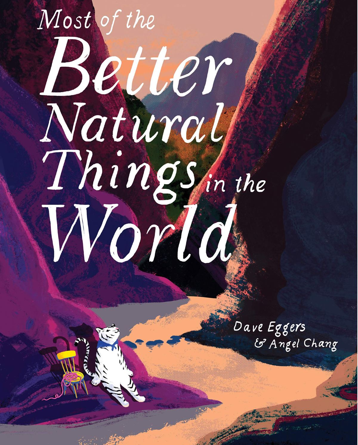 most of the better natural things cover