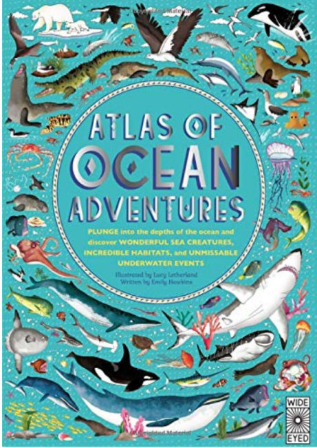 atlas of ocean adventures cover