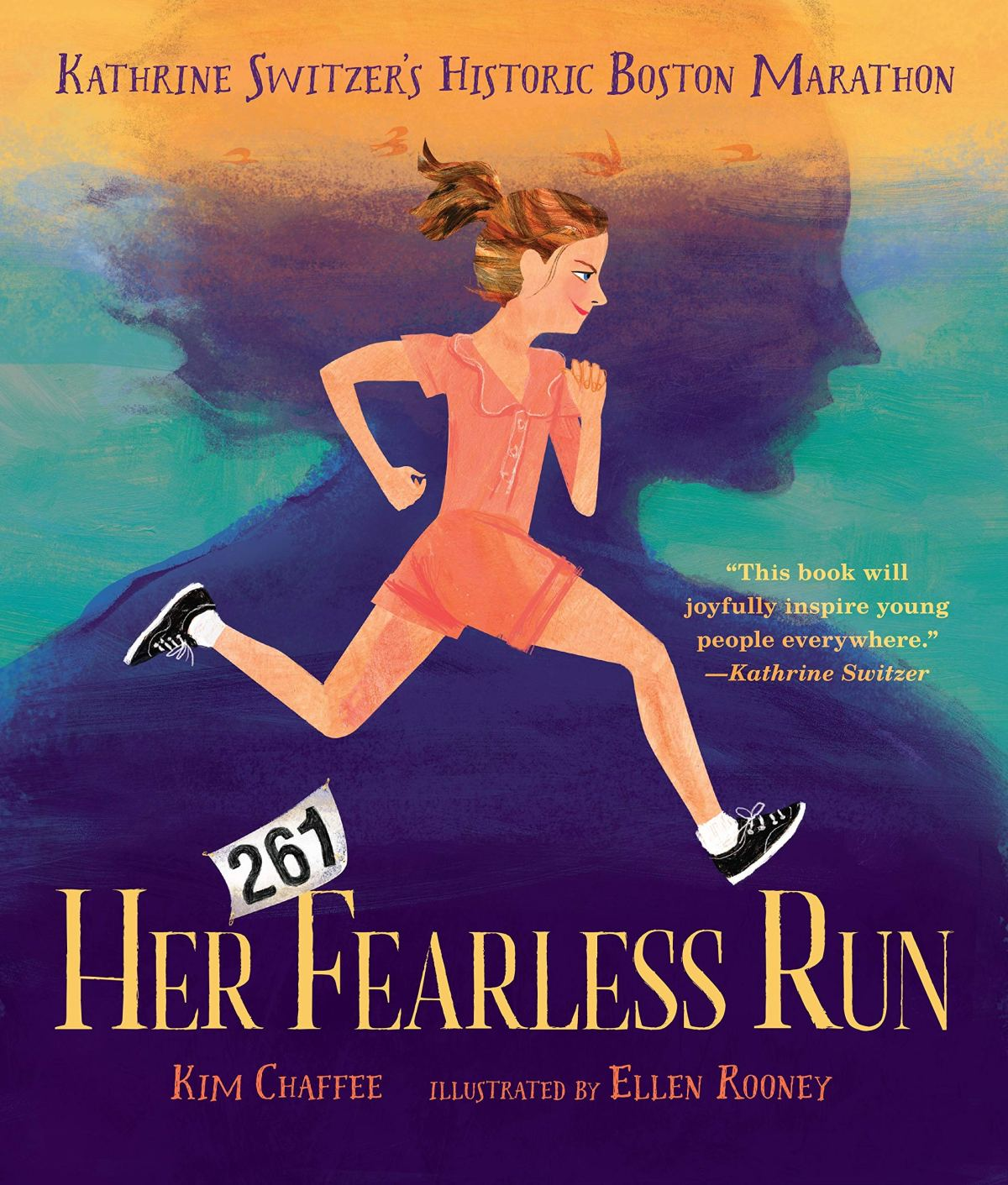 her fearless run cover