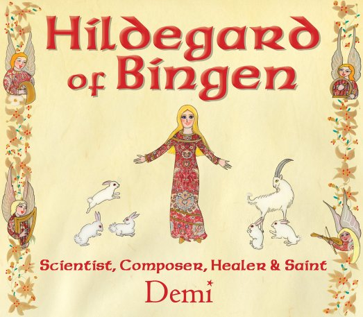hildegard of bingen cover