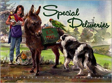 special deliveries cover