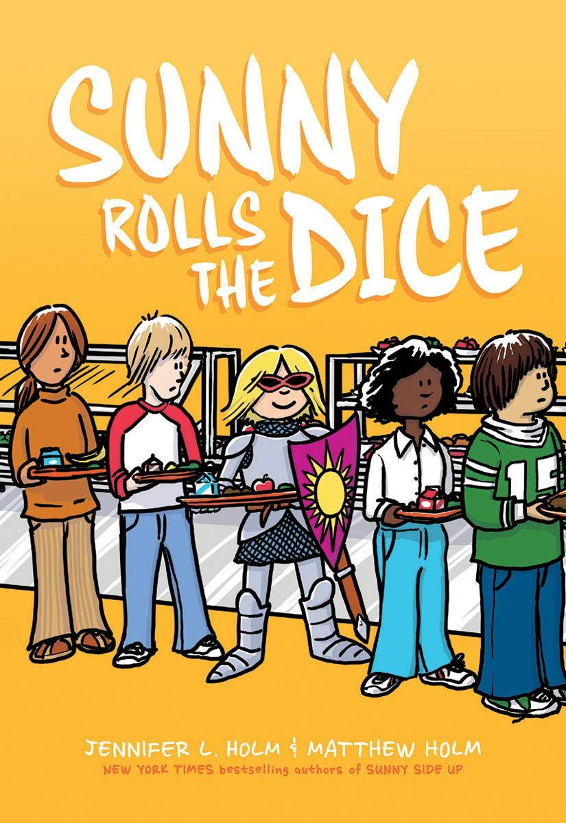 sunny rolls the dice cover