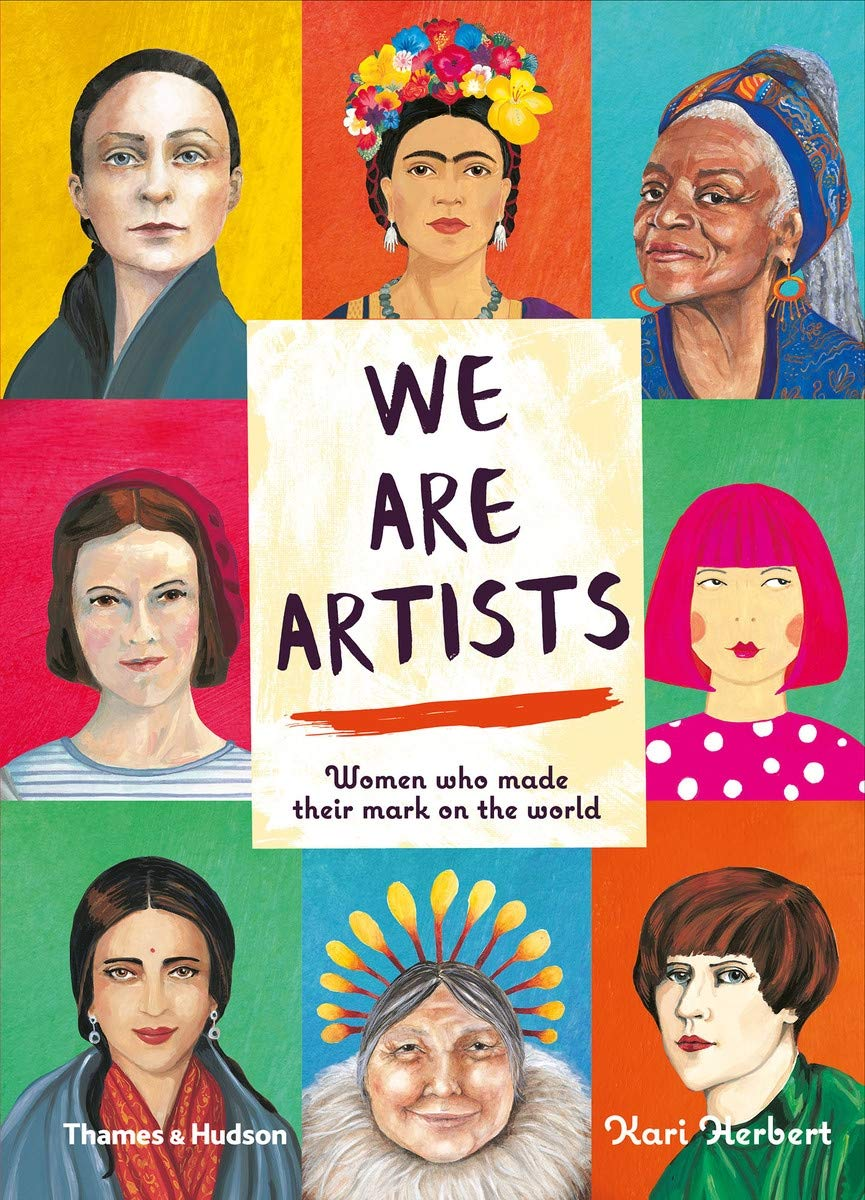 we are artists cover
