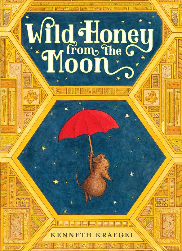 wild honey from the moon cover