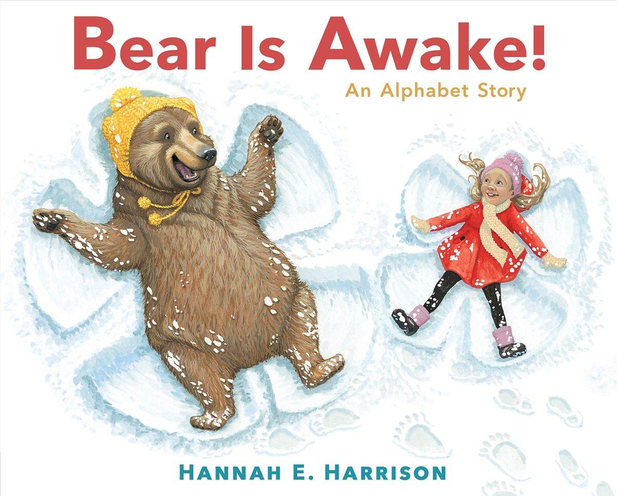 bear is awake cover