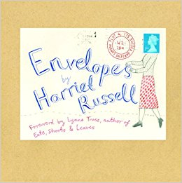 envelopes by harriet russell