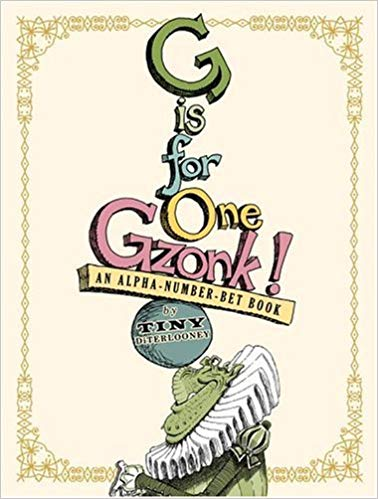 g is for one gzonk cover