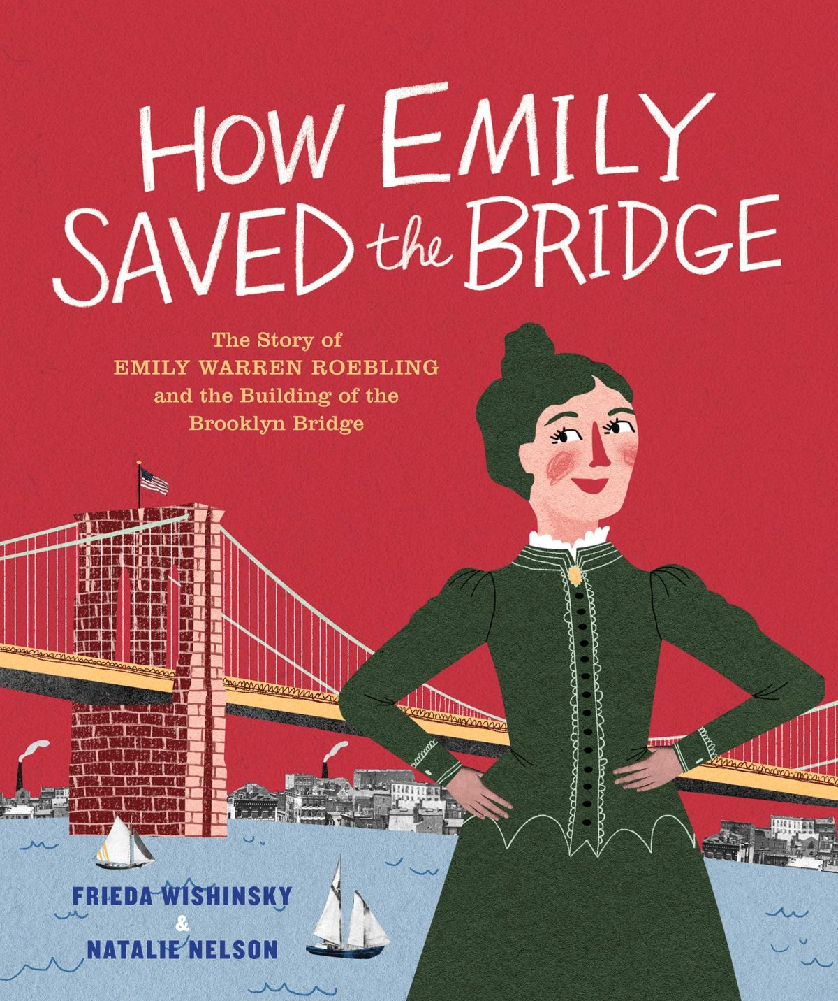 how emily saved the bridge cover