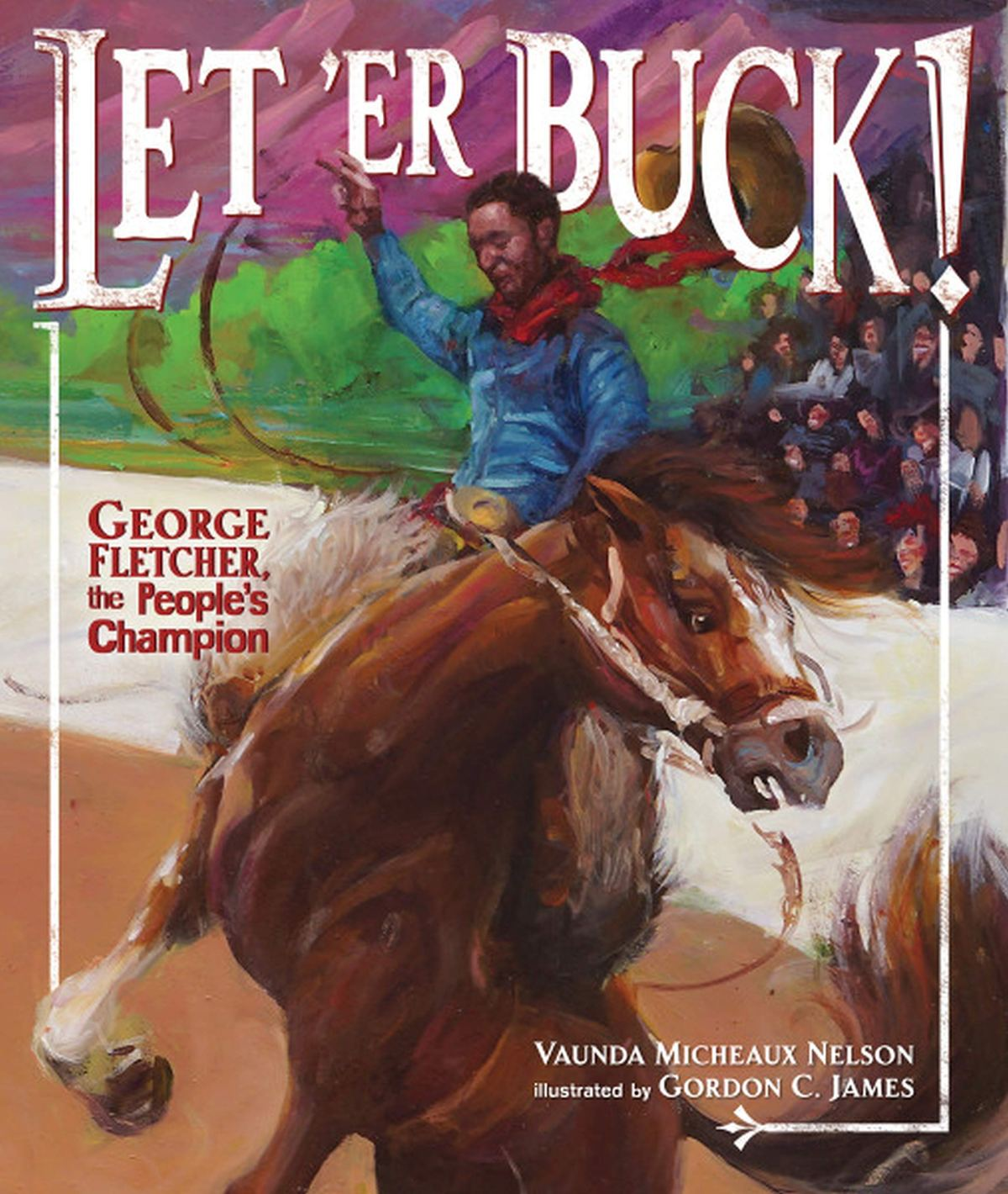 let 'er buck cover