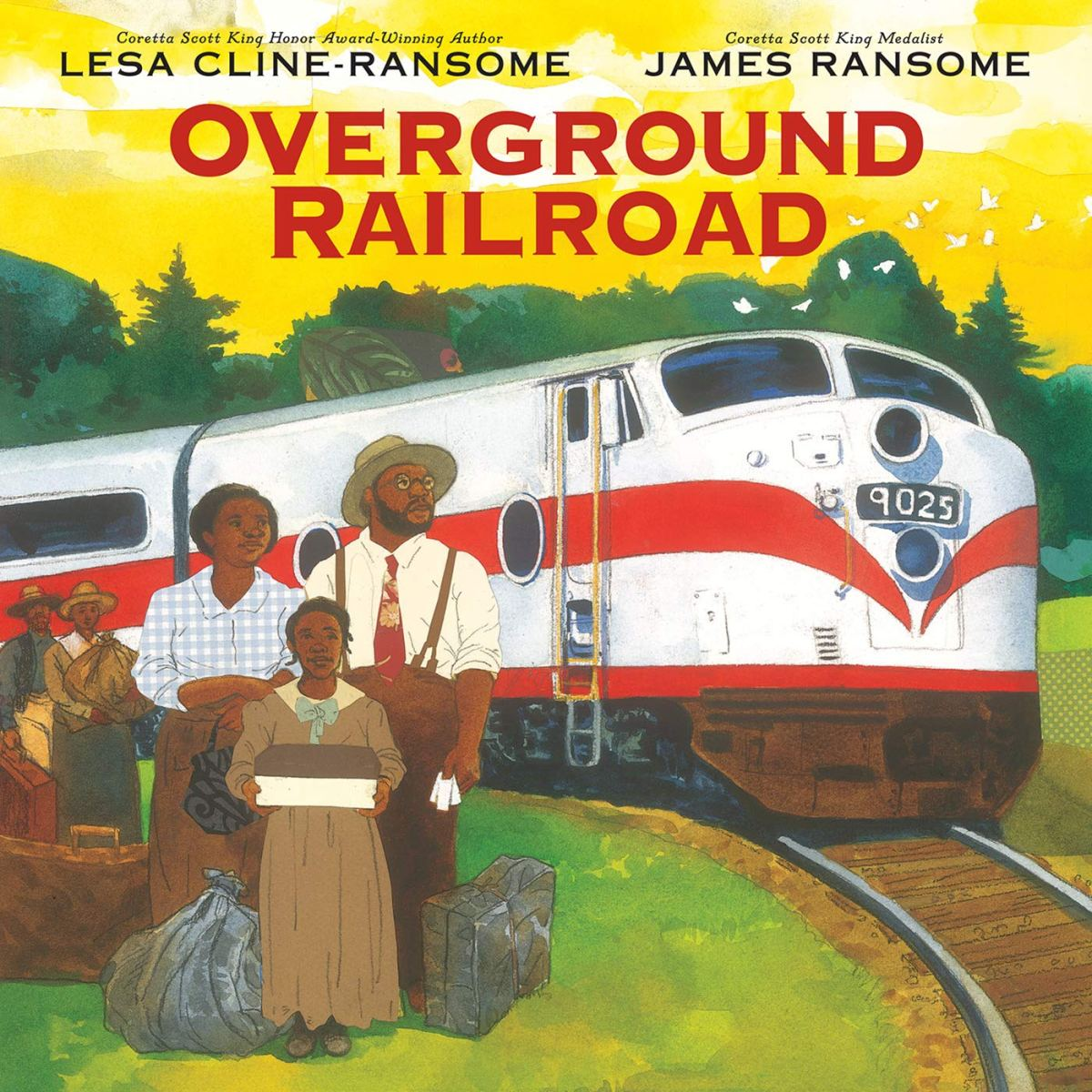 overground railroad cover
