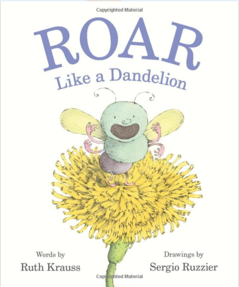 roar like a dandelion cover