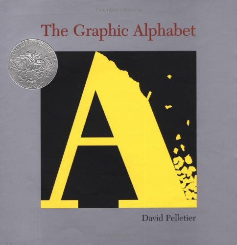the graphic alphabet cover