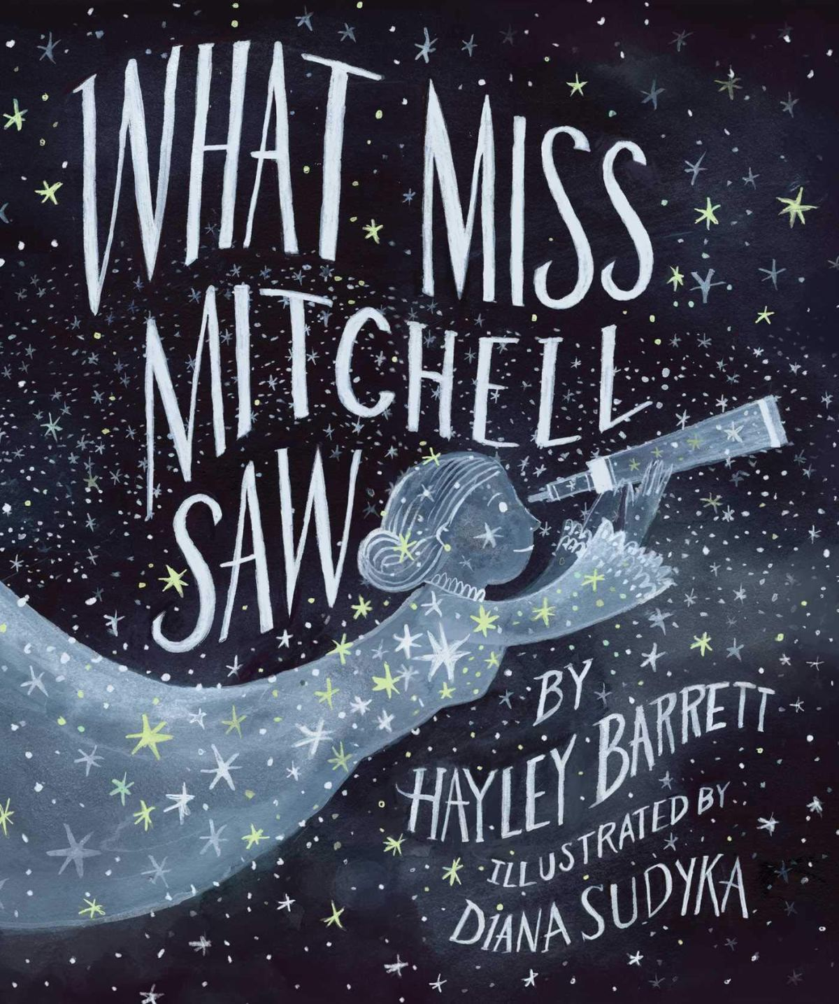 what miss mitchell saw cover