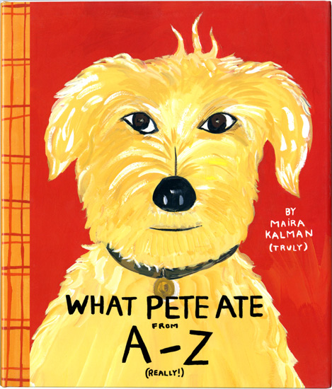 what pete ate from a-z cover