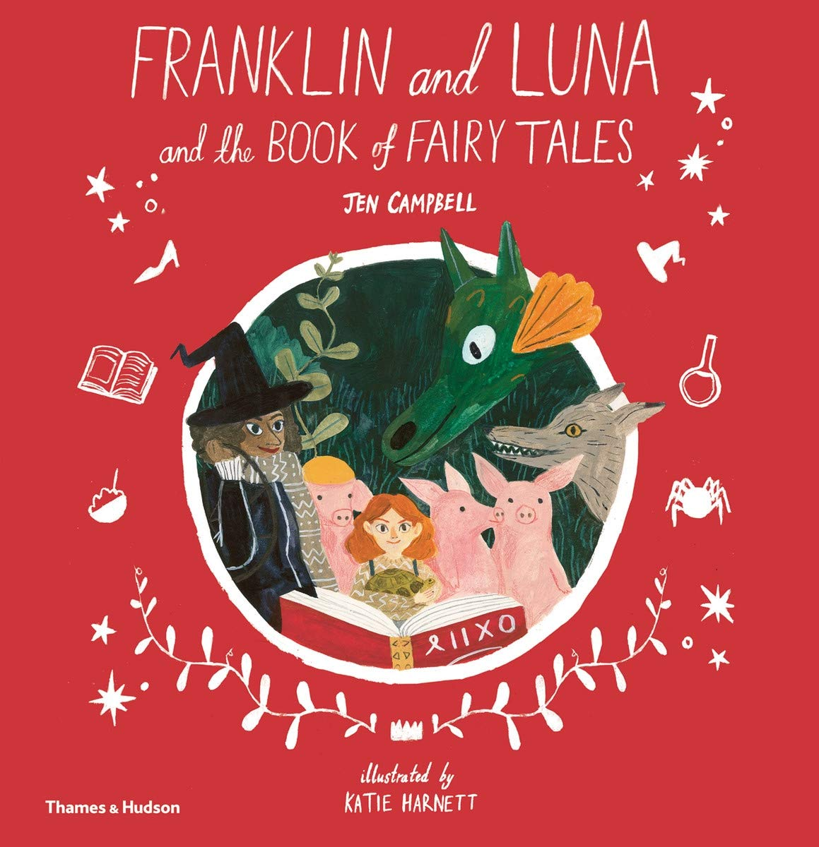 franklin and luna cover