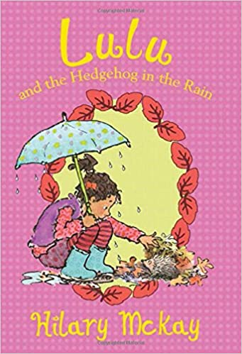lulu and the hedgehod in the rain