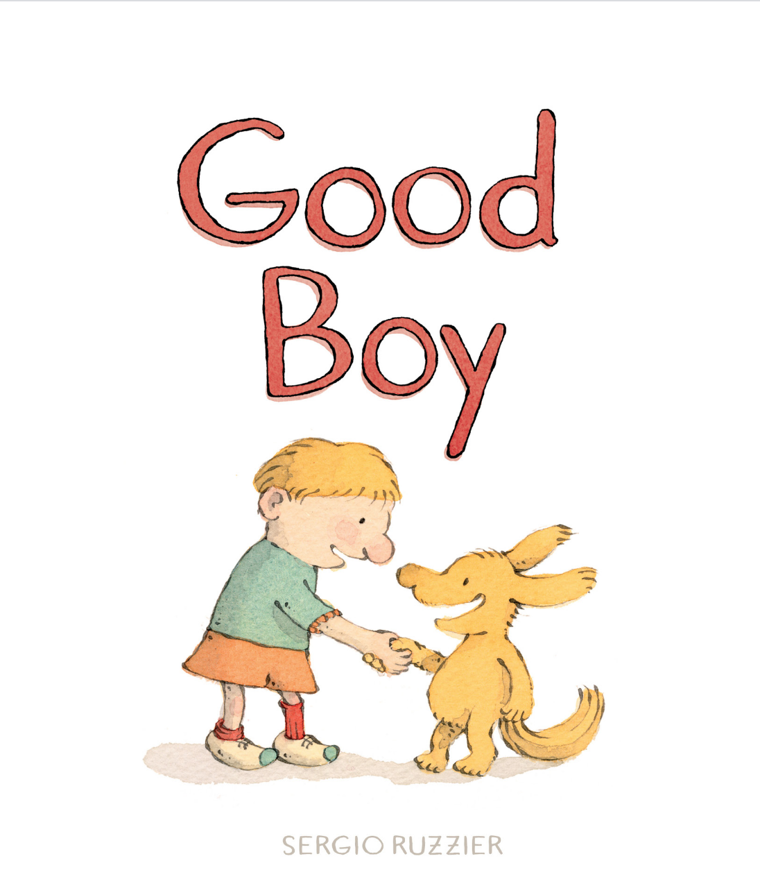 good boy cover