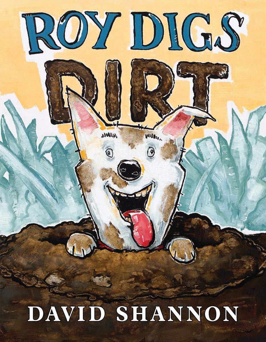 roy digs dirt cover